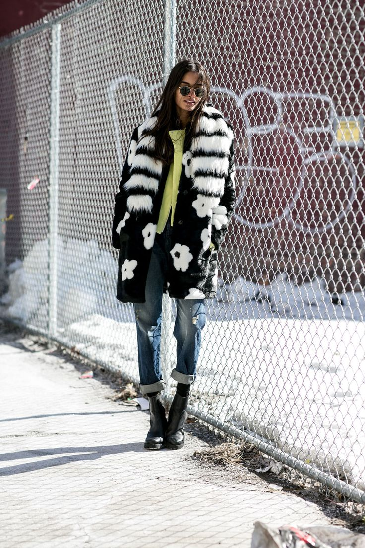 52 Incredible Model-Off-Duty Street Style Outfits From New York Fashion Week | StyleCaster
