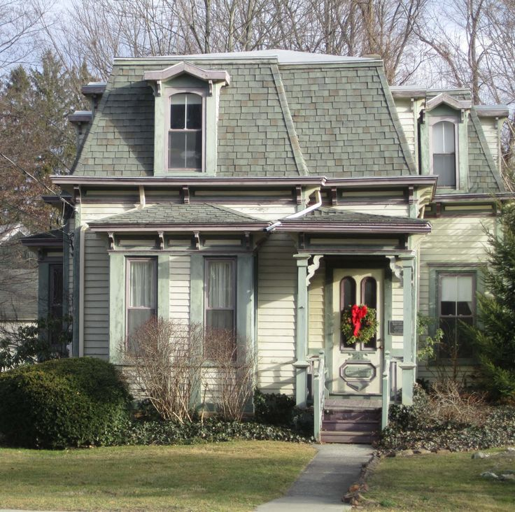 Find House: Small Simple Italianate House - Google Search