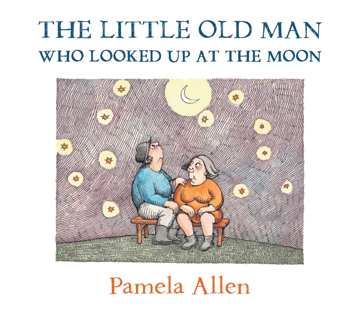 New picture book from Pamela Allen.