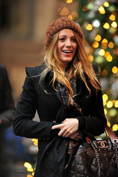 Blake Lively On Gossip Girl