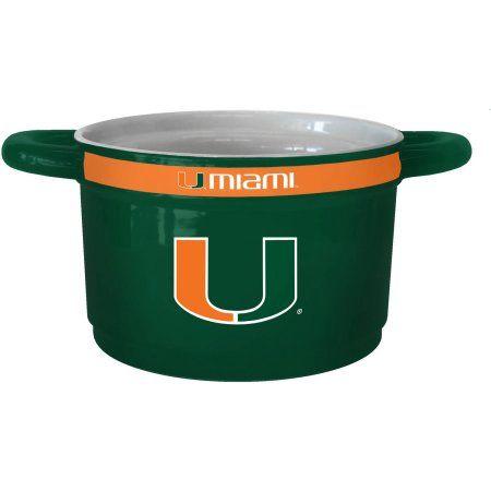 Ncaa Miami Hurricanes Game Time Bowl, Multicolor