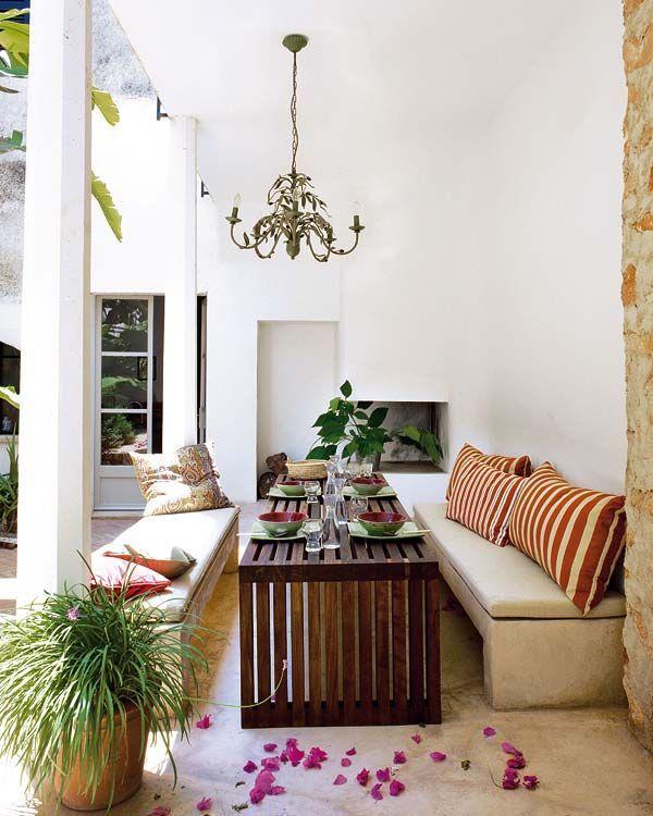 1000  images about decoración: terrazas, patios y afines on ...