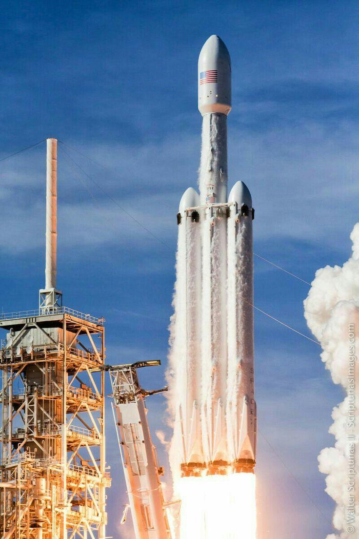 SpaceX Falcon 9H Inaugural launch