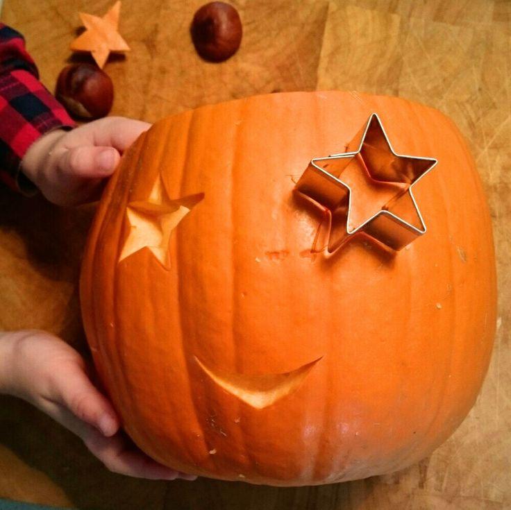 blog leuke recepten kinderen halloween pompoen lampion