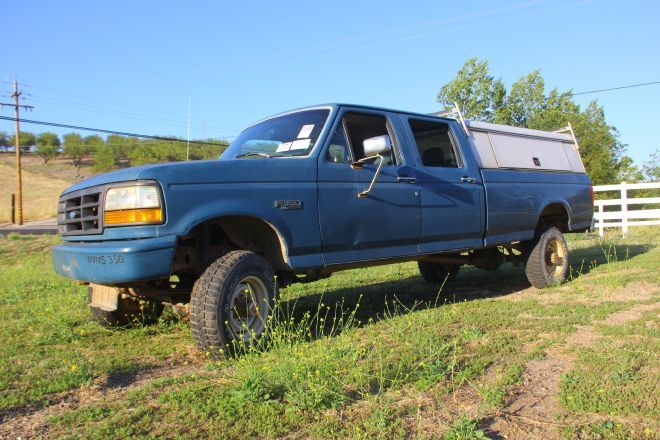 1993 Ford F-350 Cheap Truck Ferd