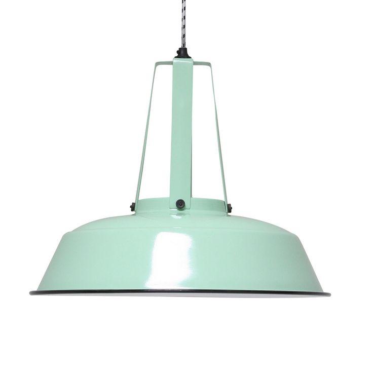 HK living - Große Deckenlampe (Mint)