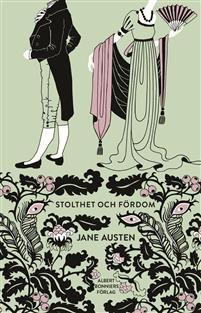 5 ex  Stolthet och fördom - Författare: Jane Austen