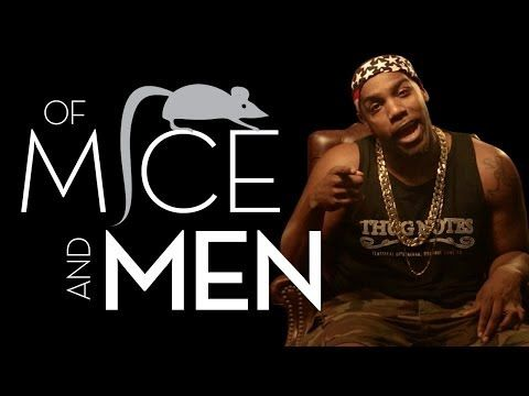 """Of Mice and Men - Book Summary & Analysis by Thug Notes - YouTube (beware of """"mofo"""")"""