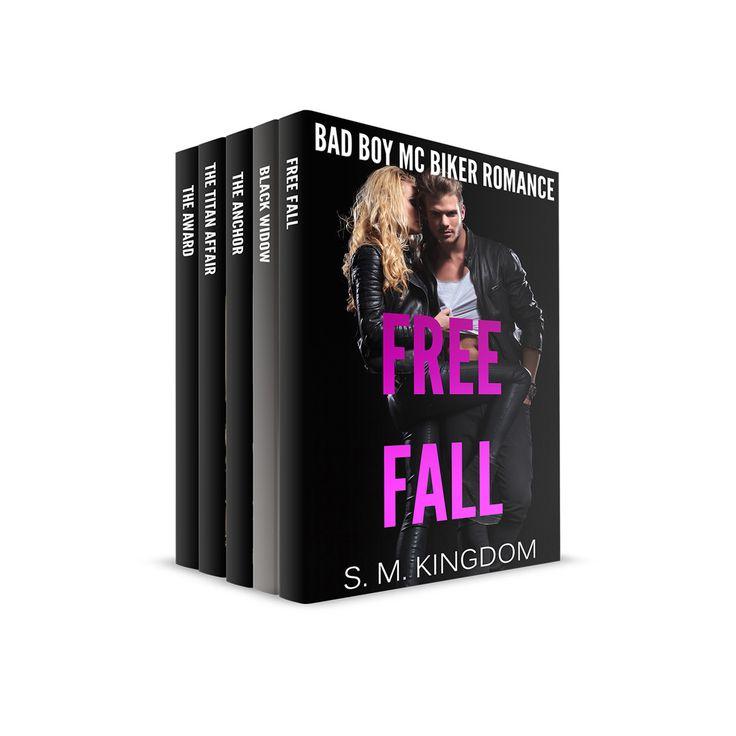Bad Boy MC Romance 5-In-1 Book Bundles! http://www.goodromancebooks.com/free-fall-box-set/
