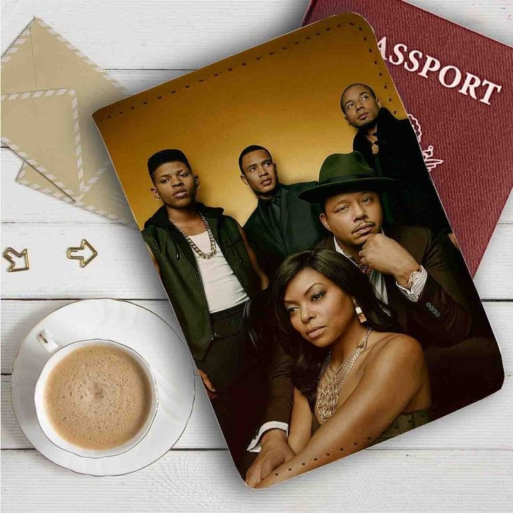 Empire Leather Passport Wallet Case Cover