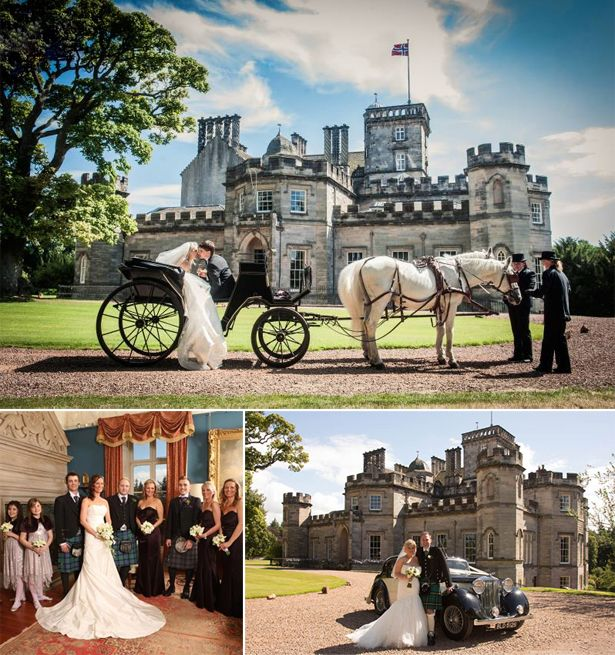 5 Of The Best Wedding Venues In Scotland