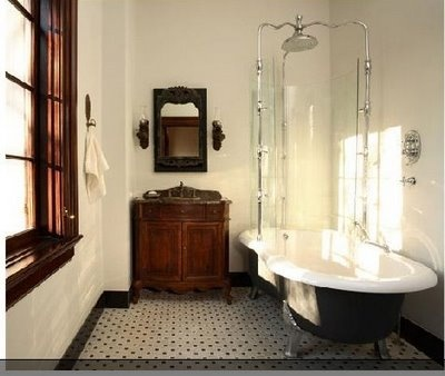 Glass Enclosure For Clawfoot Tub Bathroom Ideas
