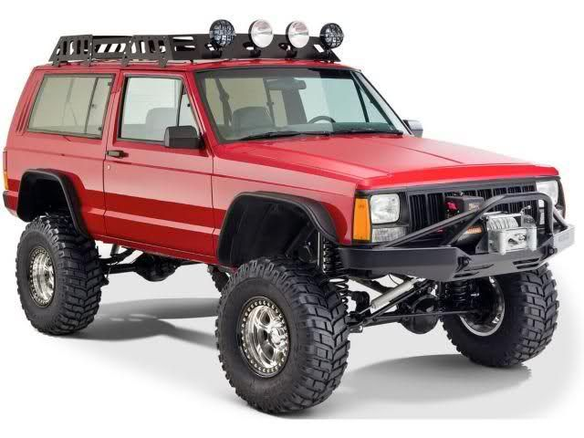 2001 Jeep Cherokee Roof Rack | Best 4 Cylinder SUV