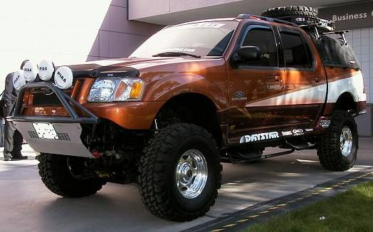 "Old SEMA Sport Trac Pictures - Ford Explorer and Ranger Forums ""Serious Explorations""®"