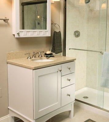 10 Fascinating Easy Bathroom Remodel Ideas