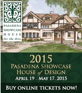 2015 Pasadena Showcase House of Design