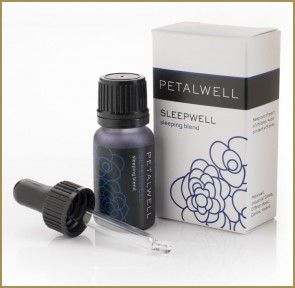 Sleepwell – the blend for deep sleep. #Sweet #dreams are made of this.  #Relax, #unwind, and drift into blissful #sleep with this #tranquil combination of #Lavender and #Marjoram.  Zzzzzzz.#Petalwell
