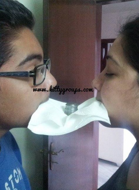 Money tissue is one of the best and simplest fun party games for couples in a party. You can play this game as ladies kitty party game too. Office party games.