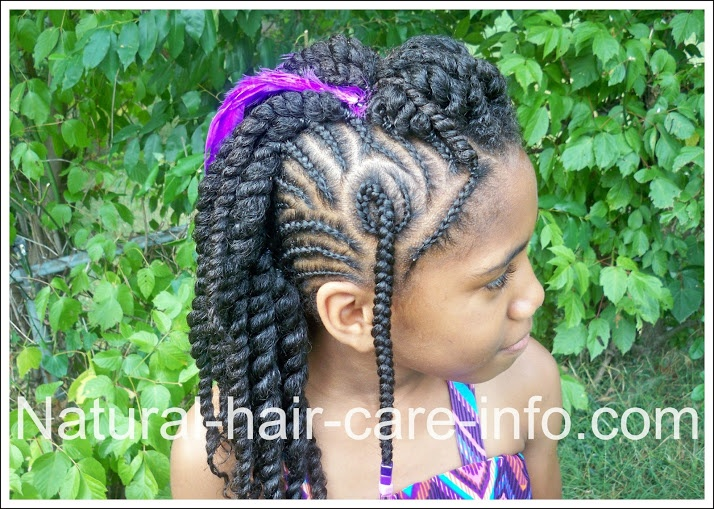 Crochet Hairstyles For Kids : + images about Natural Kids: Mohawk on Pinterest Child hairstyles ...
