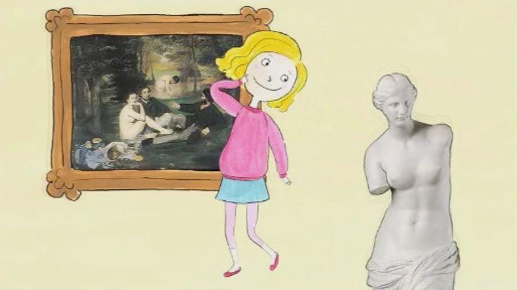 Schooltv: Kunst - Liedje uit Koekeloere - Dit liedje gaat over kunst. Alles wat jij zelf maakt, is kunst! maken kunst liedje