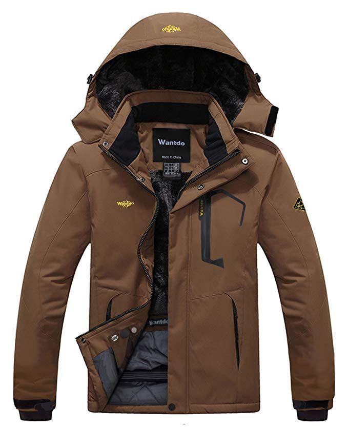 887380cff Waterproof - Windproof Rain Jacket | Men's Fashion | Winter jackets ...