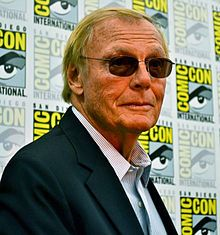 Adam West -  please go to this great video  -  http://screen.yahoo.com/proposal-episode-10-adam-west-014018512.html#