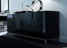 Get Inspired With this Trends | Black Buffets | Buffets Design | Cabinets Design | Interior Design | Interior Design Projects