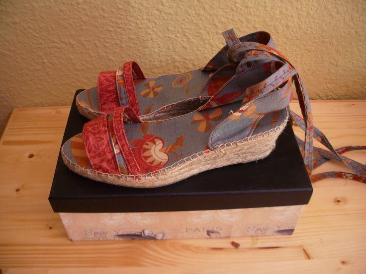 cotofilat : zapatillas esparto