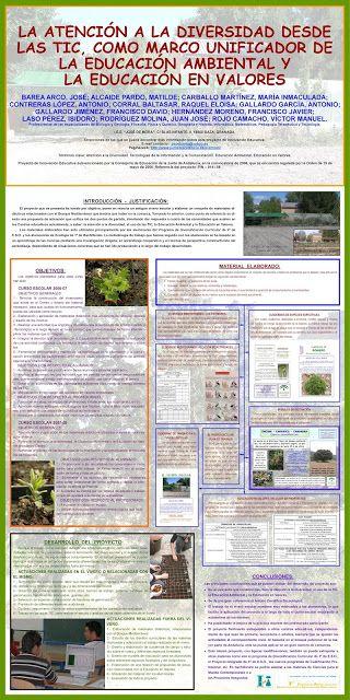 Un proyecto de Innovación Educativa sobre Educación Ambiental  Comunicación presentada en las Primeras Jornadas Andaluzas de Investigación e Innovación Educativas, celebradas en octubre de 2008 en Granada.
