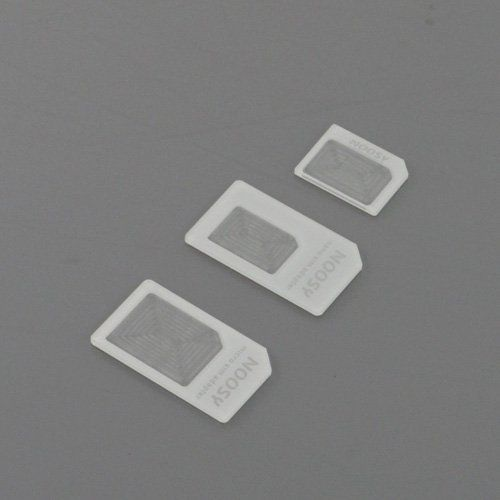 1 x #nano sim card #adapter 1 x micro sim card adapter 1 x standard sim card adapter Thanks for visiting our store!!