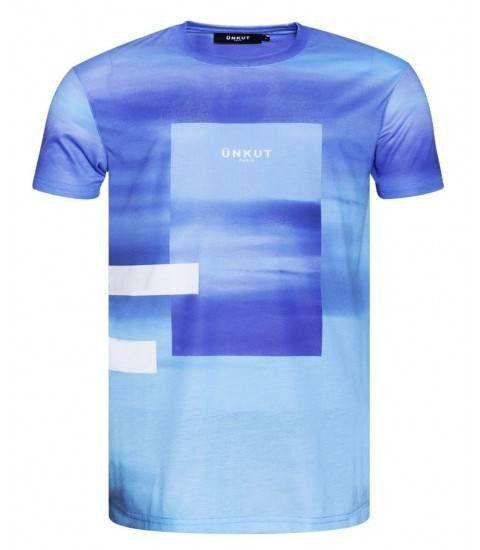 T-SHIRT UNKUT AZURE BLEU http://zerda-boutique.com/t-shirts/180-t-shirt-unkut-azure-bleu.html