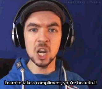 You're beautiful too Sean!