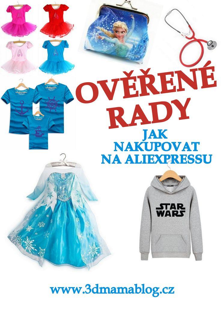 Vše ověřené, co se dá nakoupit na Aliexpress. #aliexpress #nákupy #online #hračky #tvoření #děti #malování #quilling #barvy #papíry #nůžky #nástroje #domácí #potřeby #vychytávky #3dmámablog.cz
