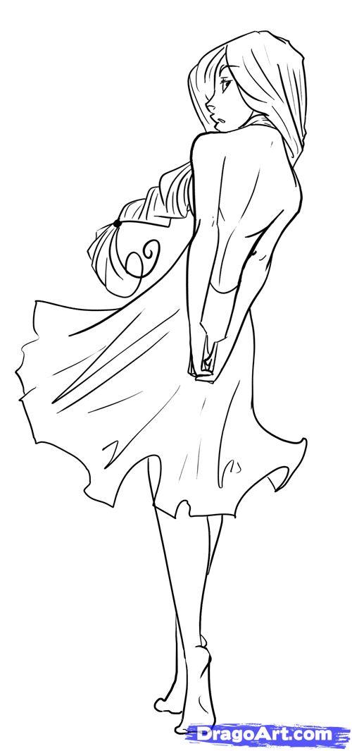 how to draw manga bodies & anatomy pdf