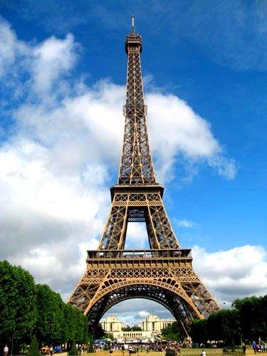 Эйфелева башня, 1889