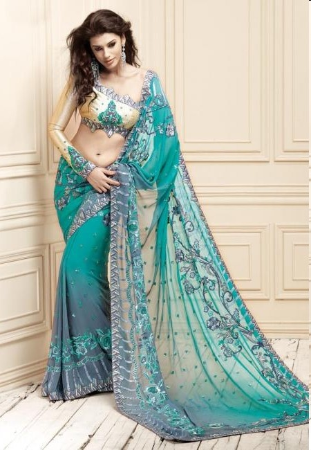 Latest Saree Blouse Designs 2012