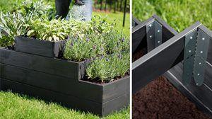 Bygg en odlingsbänk på höjden