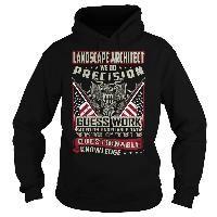 Landscape Architect Job Title T-Shirt