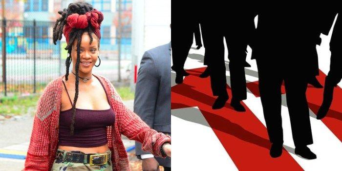 """'Ocean's Eight': Rihanna aparece de faxineira na versão feminina de """"Onze Homens e Um Segredo"""""""
