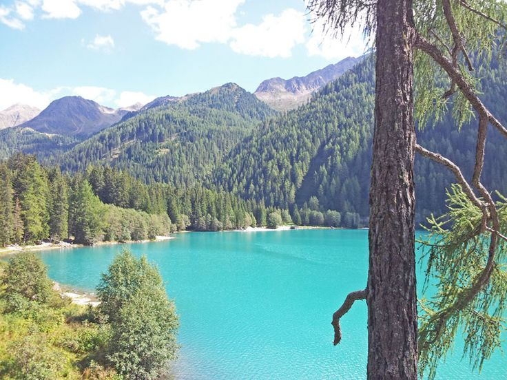 Antholzer See / Lago di Anterselva in Puster Valley