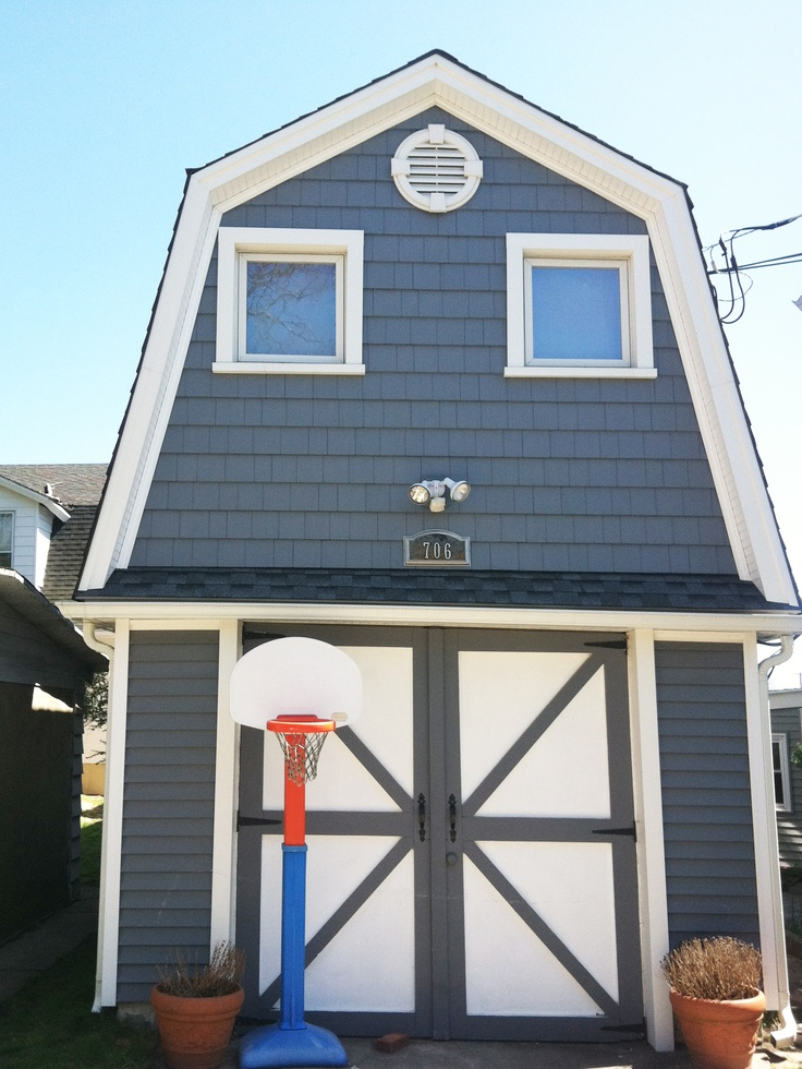 example of pacific blue siding