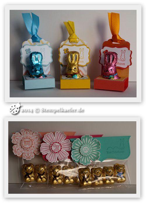 Osterverpackungen - Mini