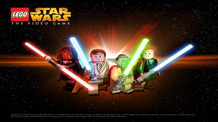 computer wallpaper for lego star wars the video game, Dabria Turner 2017-03-15
