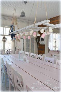 decoratie boven eettafel - Google zoeken