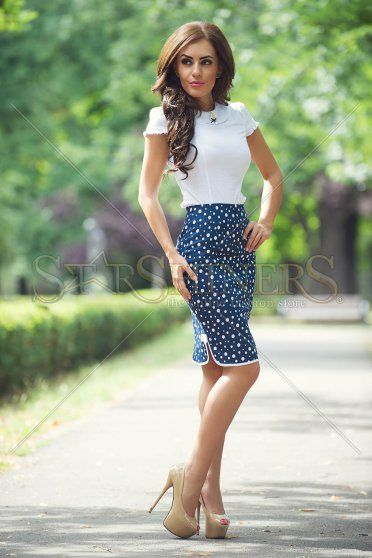 Fofy Deeply Shiver DarkBlue Skirt
