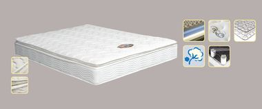 Twin Double-Sided Pillow Top Extra Firm Mattress Only