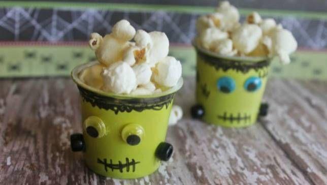 15 ideias de artesanato com pote de iogurte