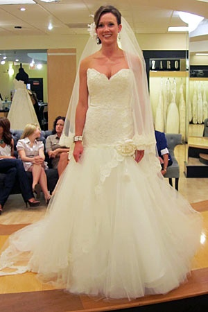 Pretty close to my perfect dress! from Season 3 Featured Dresses: Part 6: Say Yes to the Dress: Atlanta: TLC