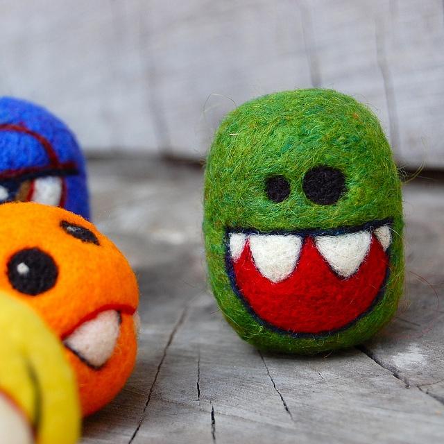 Monster eggs