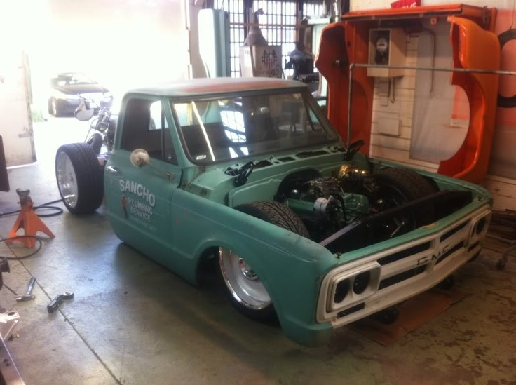 Chevy Ss Truck >> sancho bedless | dino and delmo specials | Pinterest | C10 trucks, 72 chevy truck and Chevy ss
